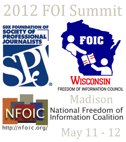 2012 FOI Summit from Madison, WI